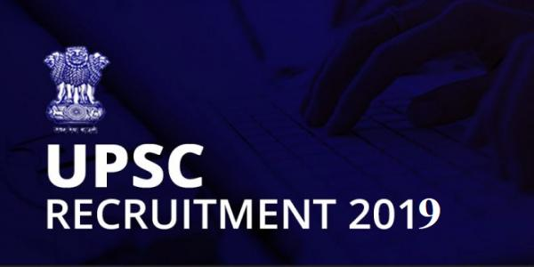 UPSC recruitment 2019: Apply for 151 posts; Click here to know details