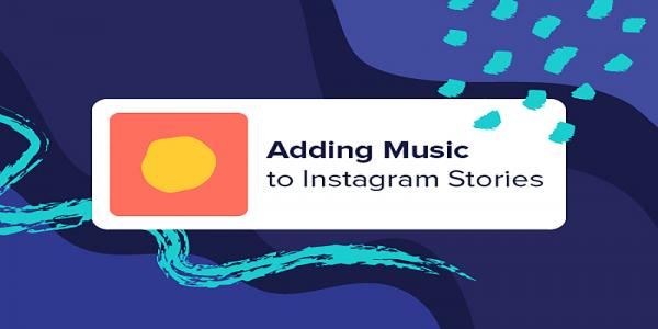 How you can add music to an Instagram Story