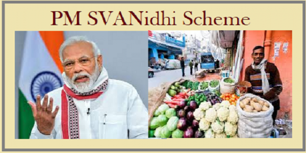What is PM SVANidhi Yojana and how to apply for a street vendor loan