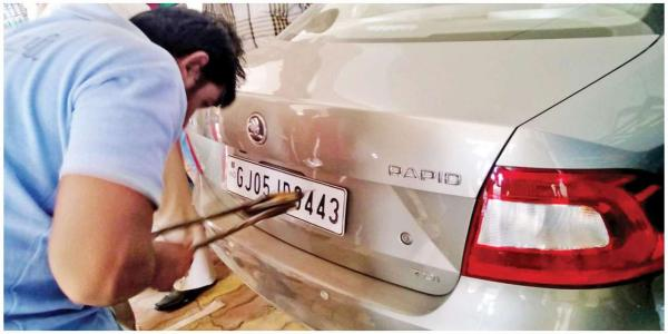 High security number plate, colour coded fuel plate compulsory in Delhi; 10 step application process explained