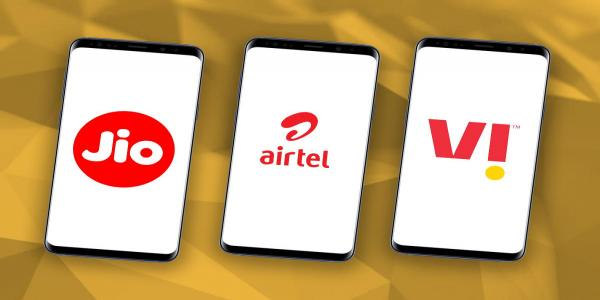 Jio vs Airtel vs Vi (Vodafone-Idea) prepaid plans: Best recharge packs under Rs 200