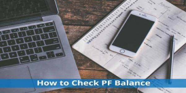 How to check PF balance: Here are 4 ways