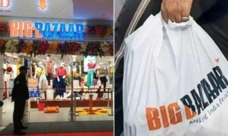 Big Bazaar Not Allowed To Charge For Carry Bags Without Notice