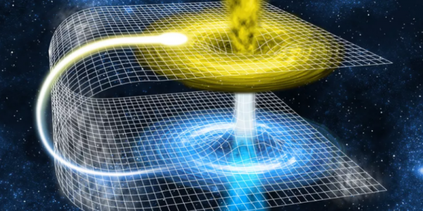 Scientists Suggest How To Spot Wormholes To Make Interstellar Space Travel Real