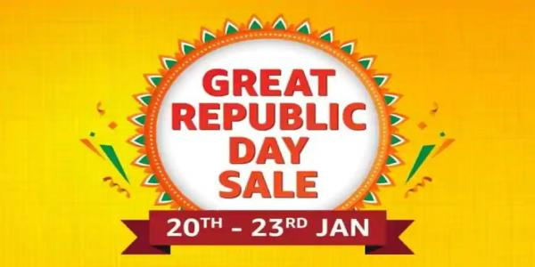 Amazon Great Republic Day Sale: Here are deals revealed so far